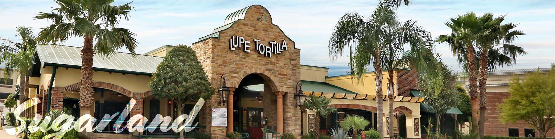 Lupe Tortilla Mexican Restaurants Sugarland
